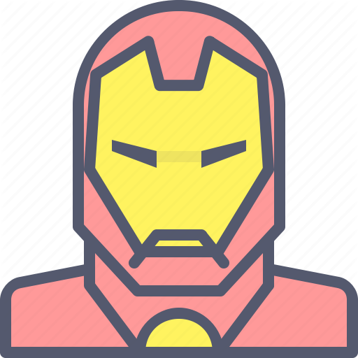Avengers, Ironman, Marvel, Movie, Superhero Icon