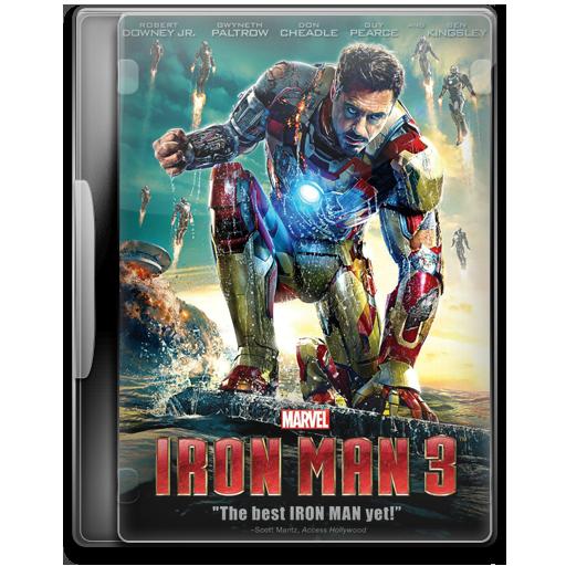 Iron Man Icon Movie Mega Pack Iconset