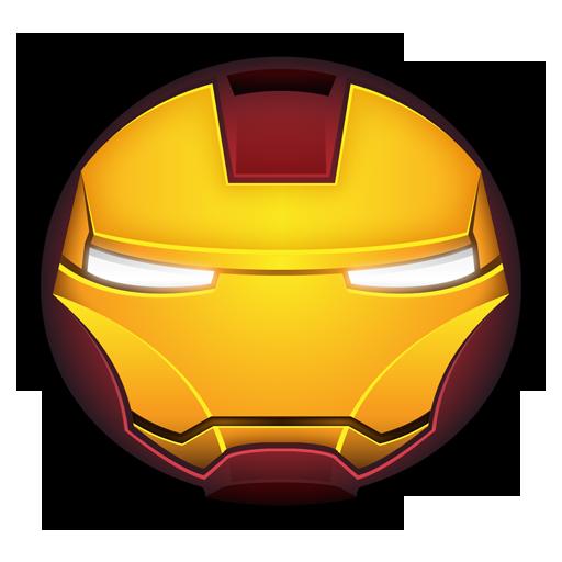 Iron Man Mark Iii Icon Iron Man Avatar Iconset Hopstarter