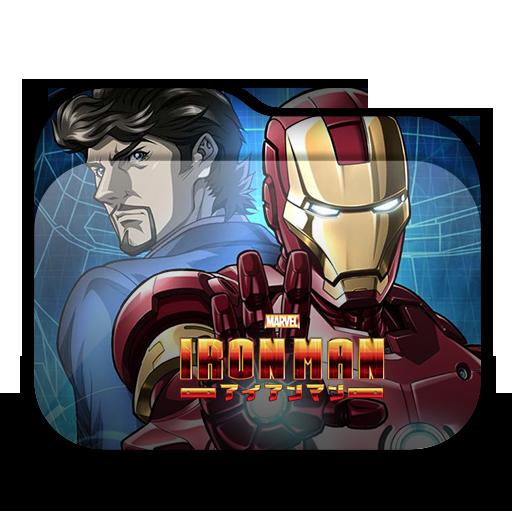 Iron Man Folder Icon
