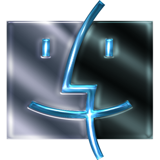 Silver Finder Icon