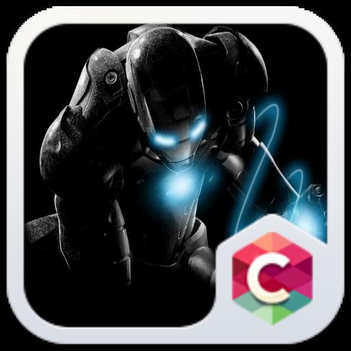 Iron Man Free Android Theme U Launcher