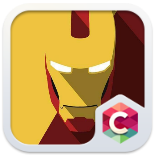 Ironman Sample Free Android Theme U Launcher