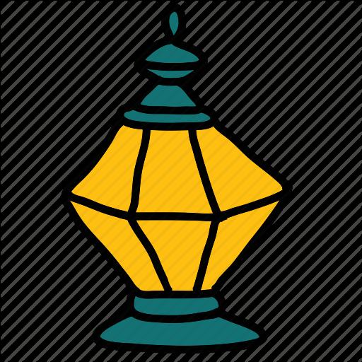 Islam, Islamic, L Ramadan Icon