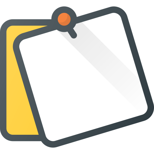 Note, Task, Comment, Message, Postit, Post, It Icon Free Of Free