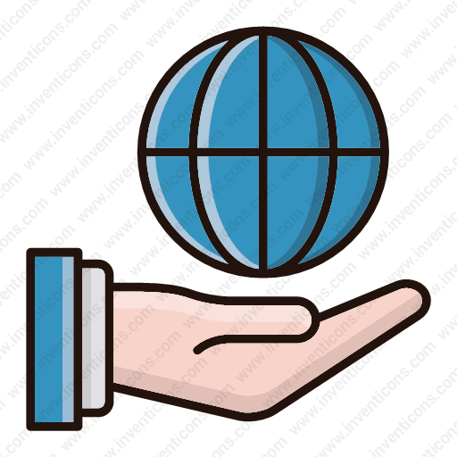 Download Global,services Icon Inventicons