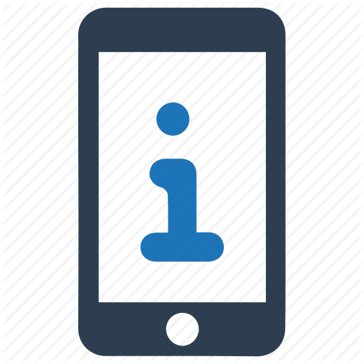 Customer, Information, Mobile, Support Icon