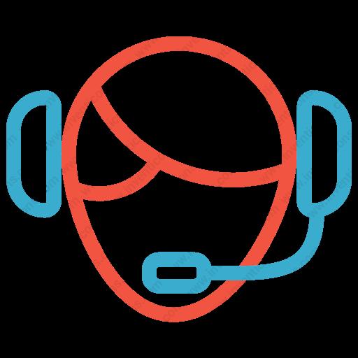 Download Customer,support Icon Inventicons
