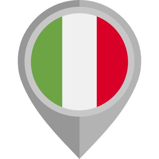 Country, Nation, Flag, Italy, Placeholder, Flags Icon