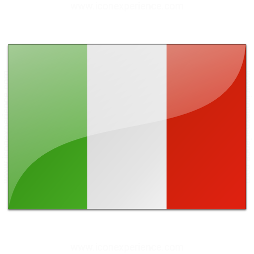 Iconexperience V Collection Flag Italy Icon