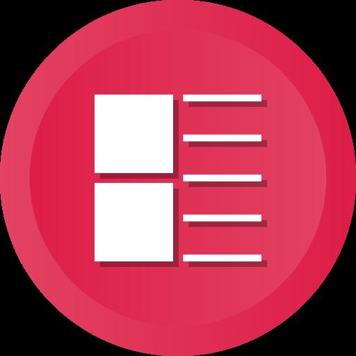 Item, Li, List, List, Item, Ul Icon Free Of Ios Web User