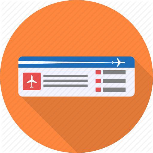 Air, Itinerary, Ticket, Tour, Travel Icon