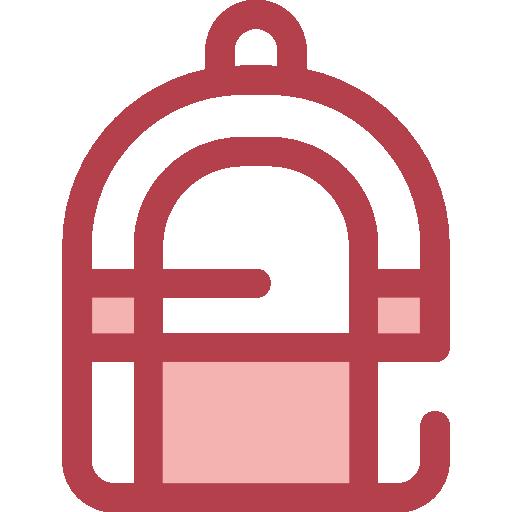 Luggage Flat Sienna Icon