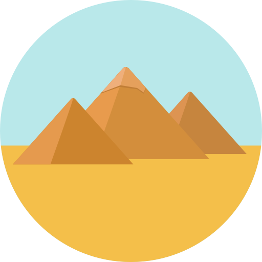 Pyramids Icon Stampedtribe