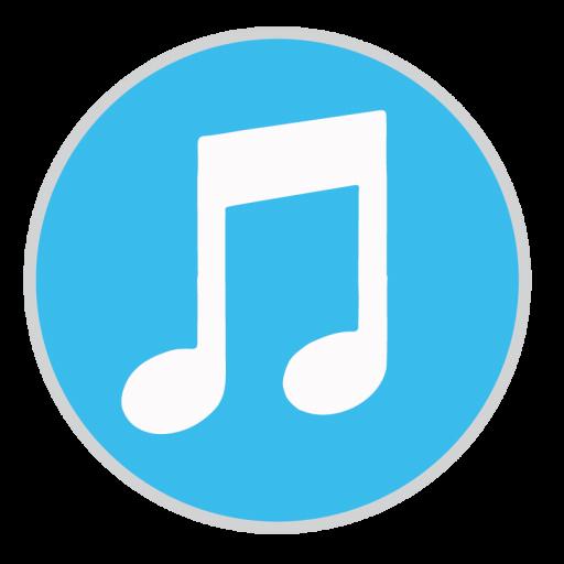 Itunes Icon Mac Stock Apps Iconset Hamza Saleem