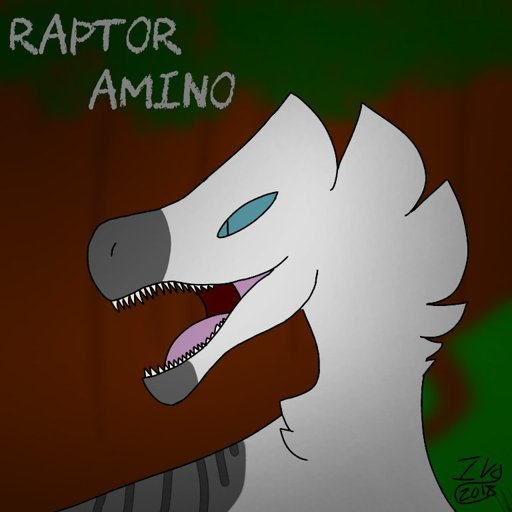 Ivy The Velociraptor Dinosaur Lovers Amino