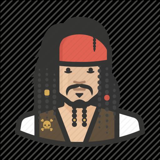 Avatar, Captain Jack Sparrow, Jack Sparrow, Male, Man, Pirate