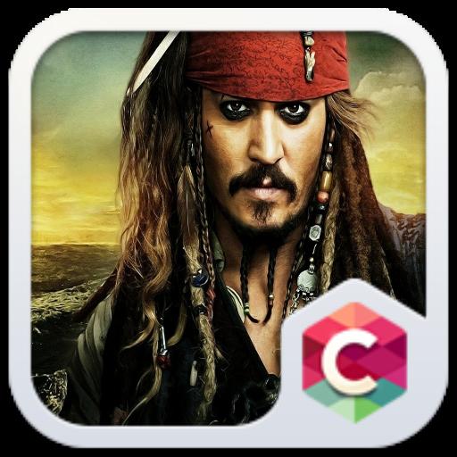 Captain Jack Sparrow Free Android Theme U Launcher