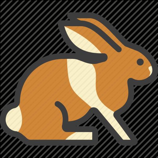 Bunny, Hare, Rabbit Icon