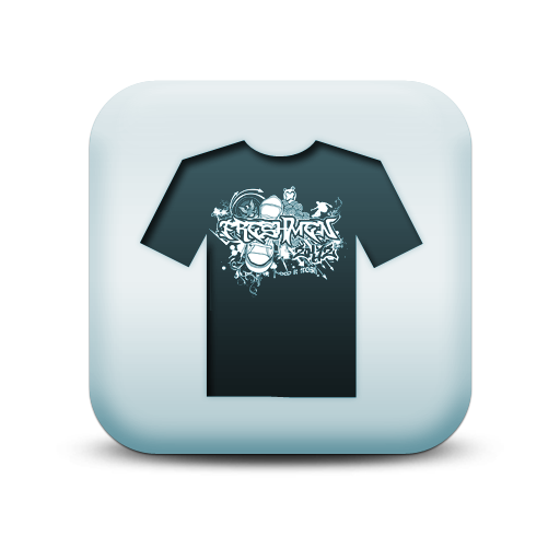 T Shirt Gallery Icon