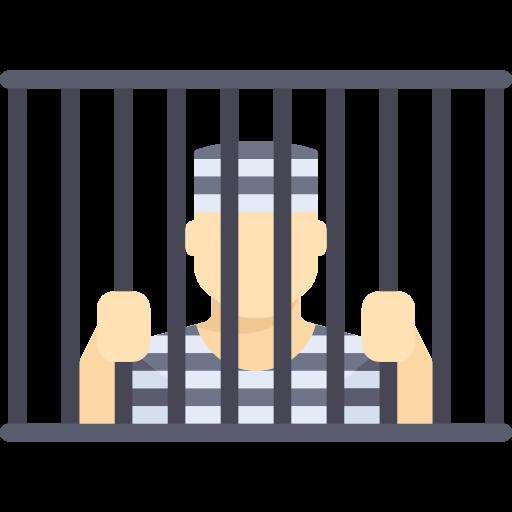 Security, Criminal, Imprisoned, Jailhouse, Prison, Jail Icon
