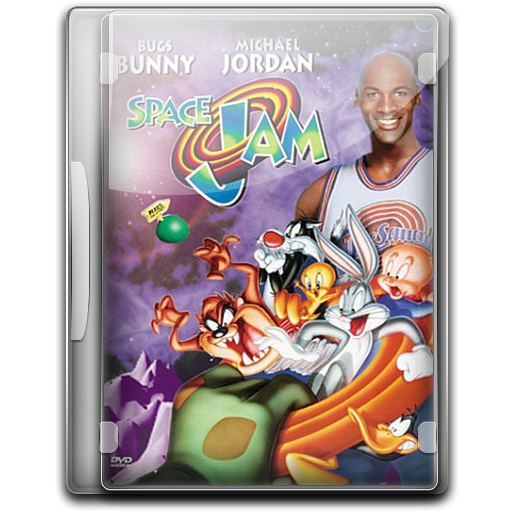 Space Jam Icon English Movies Iconset Danzakuduro