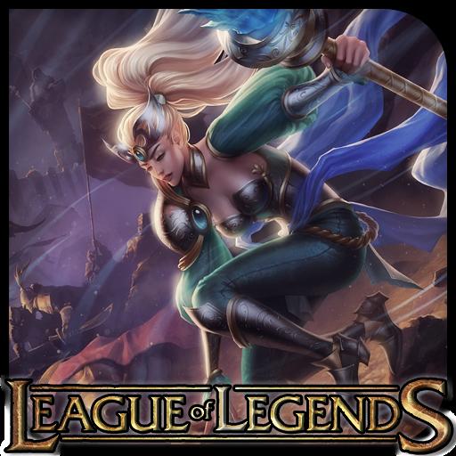League Of Legends Janna