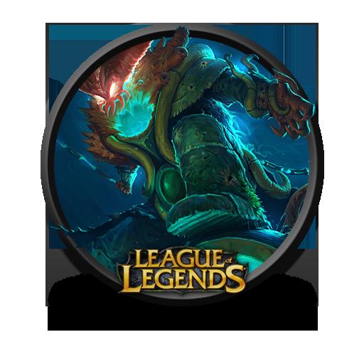 Thresh Deep Terror Icon League Of Legends Iconset