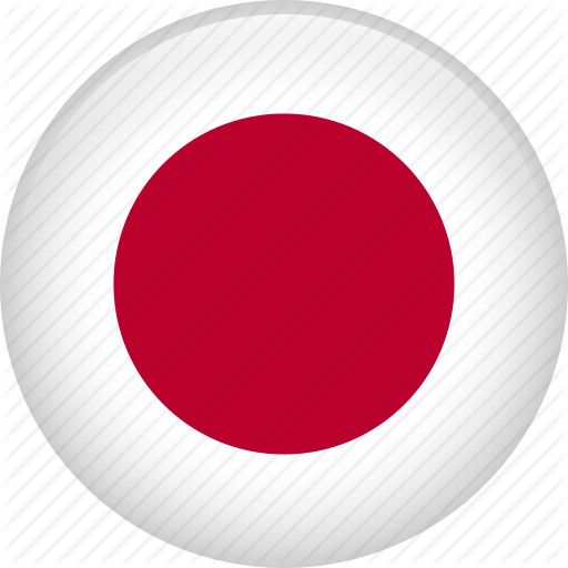 Country, Flag, Japan, Japanese, Nation Icon