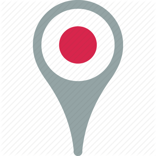 Flag, Flags, Japan, Japan Flag Pin, Map, Pn