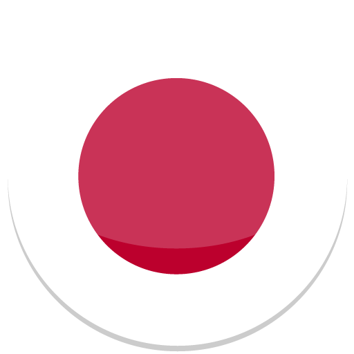 Japan Icon Free Of Round World Flags Icons