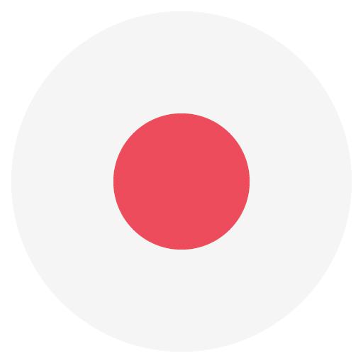 Japan Flag Vector Emoji Icon Copy
