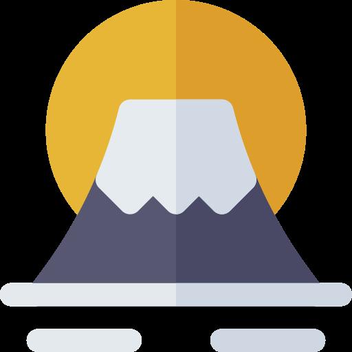 Fuji Mountain Japan Png Icon