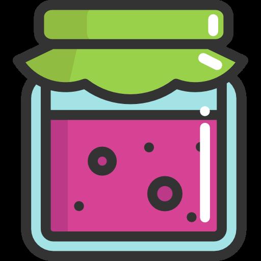Jam, Food, Jar Icon