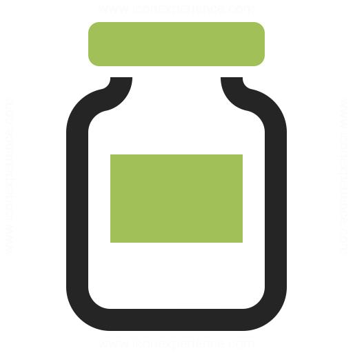 Jar Icon Iconexperience