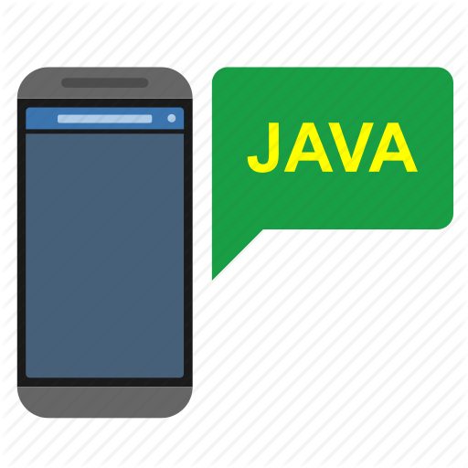 Application, Code, Java, Mobile, Technology, Web Icon
