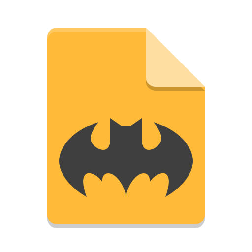 Application, Vnd, Comicbookzip Icon Free Of Papirus Mimetypes