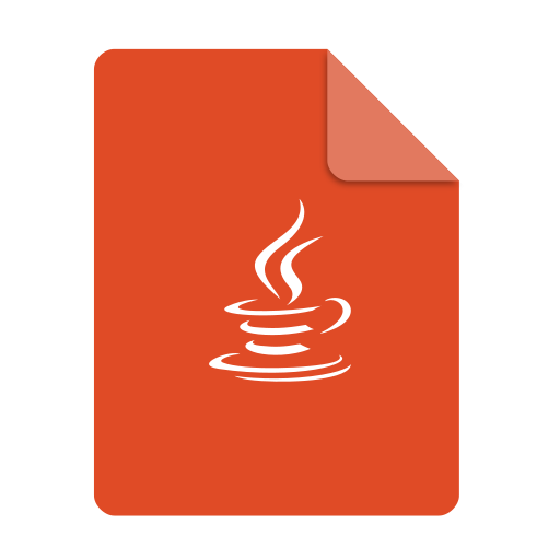Application, Java Icon Free Of Super Flat Remix Mimetypes