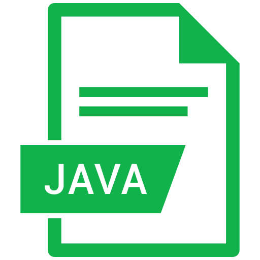 , Extension, Java Icon Free Of Extension Names Vol Icons