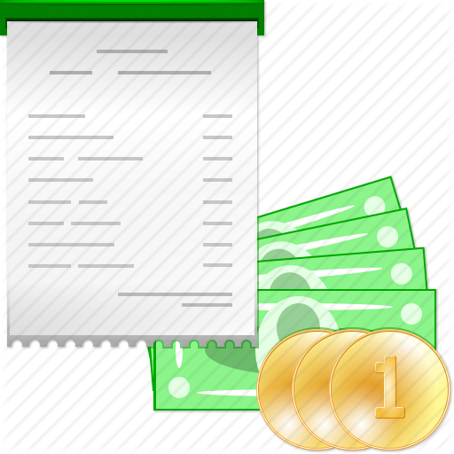 Buy, Cash, Cheque, Money, Pay, Payment, Purchase Order Icon