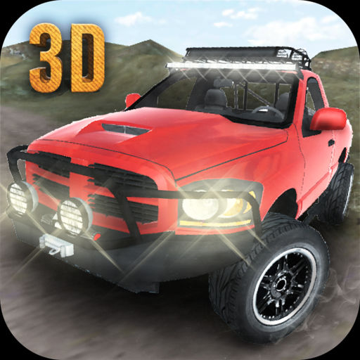Offroad Driving Simulator Multi Level Offroad Car Building