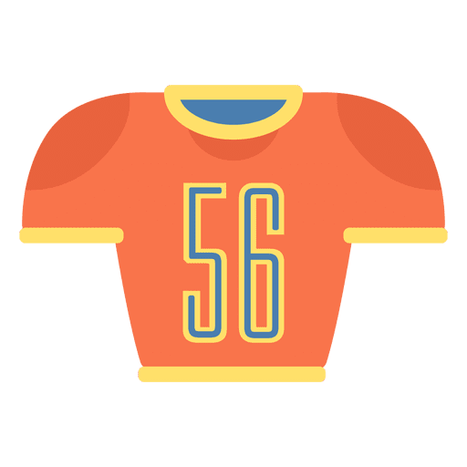 American Football Jersey Icon