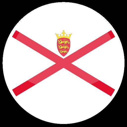 Jersey Icon Round World Flags Iconset Custom Icon Design