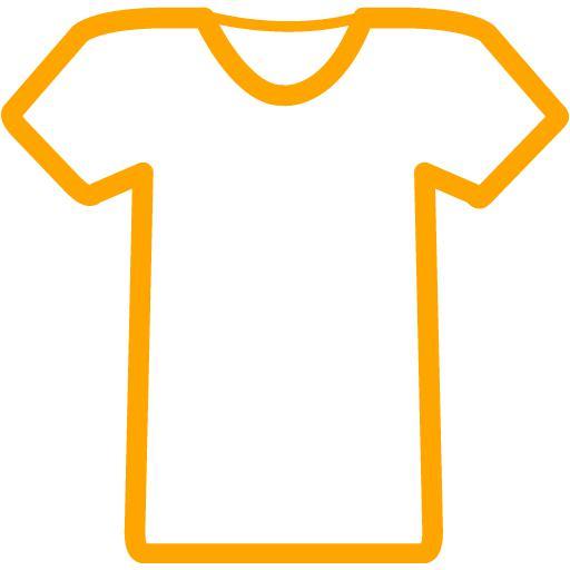 Orange Shirt Icon