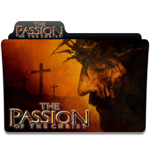 The Passion Of The Christ Movie Folder Icon