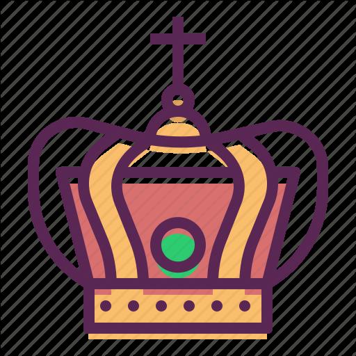 Christ, Crown, God, Holy, Jesus, King Icon