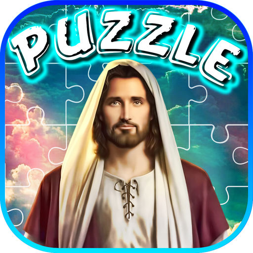 God And Jesus Puzzle