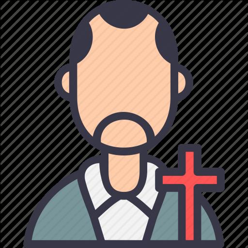 Avatar, Christ, Church, Cross, Father, Jesus, Padri Icon