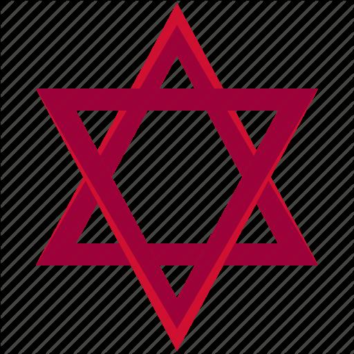 Belief, Jewish, Judaism, Religion, Religious, Symbols Icon