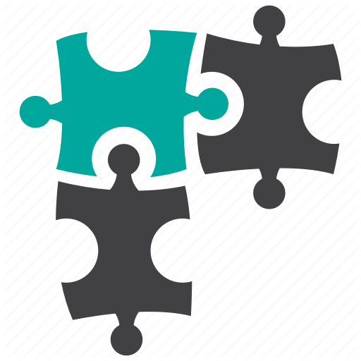 Jigsaw, Puzzle, Strategy Icon